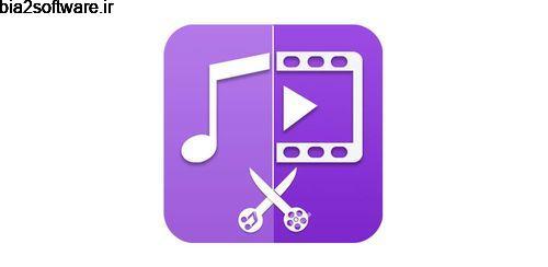تکه تکه کردن ویدیو Video Cutter – Music Cutter, Ringtone maker 1.2.6