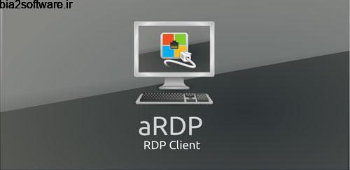 aRDP Pro: Secure RDP Client 4.0.7 ریموت با پروتکل SSH