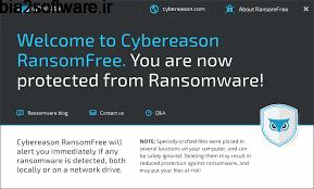 RansomFree 2.1.1.0 ضد باج گیر