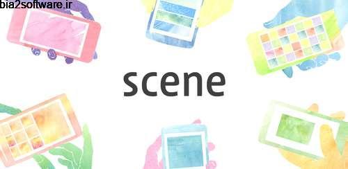 مرتب سازی و اشتراک گذاری عکس Scene: Organize & Share Photos 8.2.1