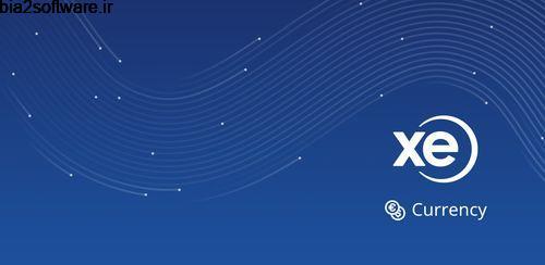 مبدل ارز XE Currency Converter & Money Transfers Pro 6.5.2