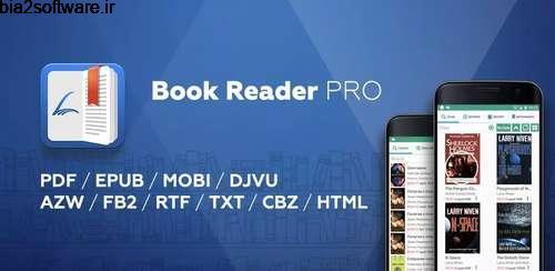 کتاب خوان Librera PRO – Book reader and PDF (no Ads) 8.3.75