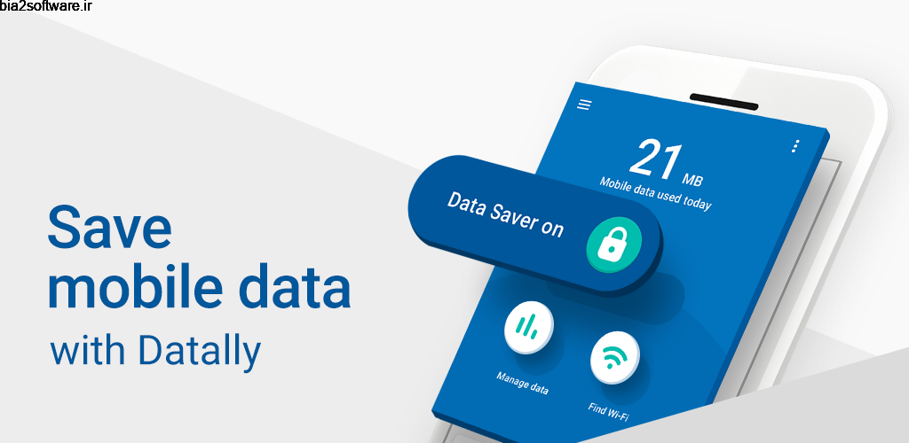 Datally: mobile data-saving & WiFi app by Google 1.1 مدیریت مصرف اینترنت اندروید !