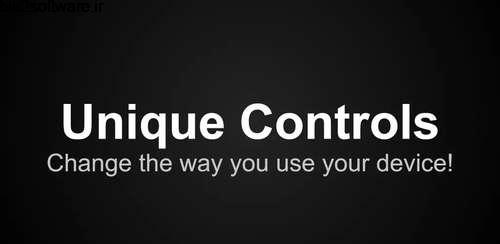 کنترل گوشی با ژست حرکتی Unique Controls 2.5.0
