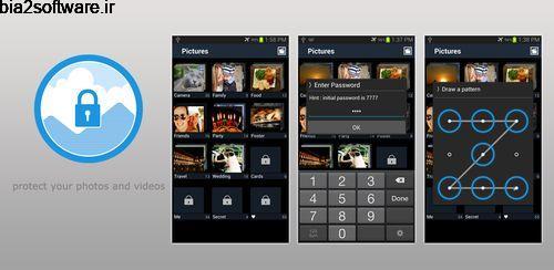 گالری امن اندروید Secure Gallery Premium (Pic/Video Lock) 3.5.2