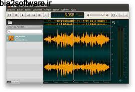 OcenAudio 3.0.4 ویرایش فایل های صوتی