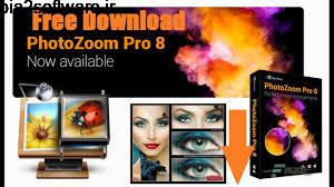 BenVista PhotoZoom Pro 6.0.8 زوم تصاویر بدون افت کیفیت
