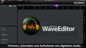 CyberLink WaveEditor 2.0.5816.0 ضبط و ویرایش صدا