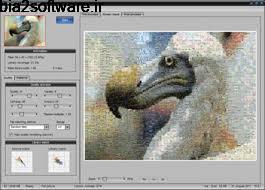 Mosaizer Pro 12.2 Build 221 ساخت تصاویر موزاییکی