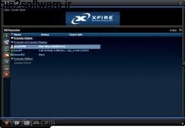 Xfire 2.44 Build 761 اجرای بازی های آنلاین