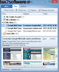Gmail Notifier Pro 5.3.2 مدیریت جیمیل