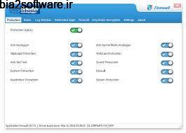 SpyShelter Anti-Keylogger 10.8.2 Free ضد جاسوسی