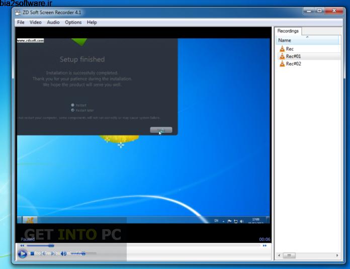 دانلود ZD Soft Screen Monitor 2.0 مانیتورینگ شبکه