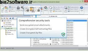 Kruptos 2 Professional 6.2.0.3 رمزگذاری و محافظت از داده ها