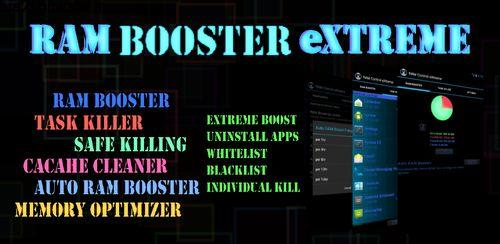 RAM Booster eXtreme Speed Pro v5.0.0p افزایش سرعت رم اندروید