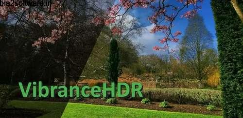 Vibrance HDR v1.5 عکاسی اچ دی آر اندروید