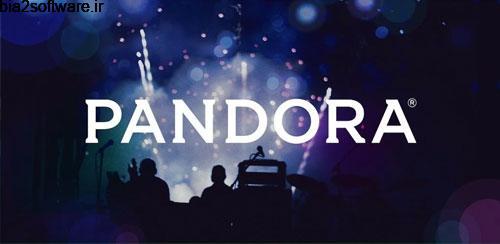 Pandora v1812.1.1 رادیو اینترنتی اندروید