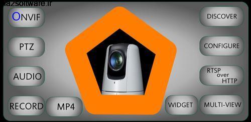 مانیتور دوربین مدار بسته  ONVIF IP Camera Monitor (Onvifer) v12.71