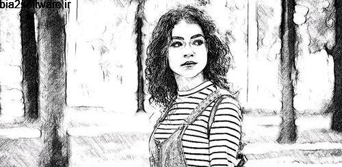 Portrait Sketch v3.2 تبدیل عکس به نقاشی اندروید