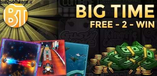 Big Time Cash. Make Money Free v2.8.2 بازی های رایگان اندروید