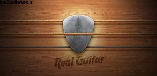 Real Guitar v3.3.4 گیتار واقعی اندروید