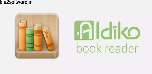 Aldiko Book Reader Premium v3.1.3 کتابخوان اندروید