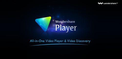 Wondershare Player v3.0.5 پخش کننده موزیک و فیلم اندروید
