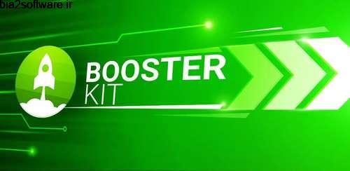 Booster Kit v1.6 بهینه ساز اندروید