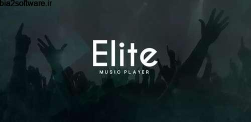 Elite Music Player v5.4.3 پخش موسیقی اندروید