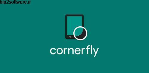 Cornerfly v1.11.RC1 صفحه نمایش اندروید