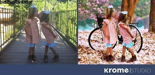 Krome Studio Plus v2.4.0 افکت دادن به عکس ها در اندروید