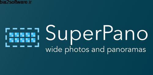 SuperPano v1.0 ویرایش عکس اندروید