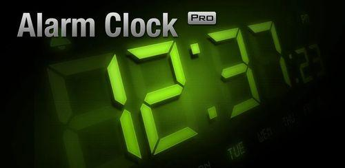 Alarm Clock Pro v1.1.1 زنگ هشدار اندروید