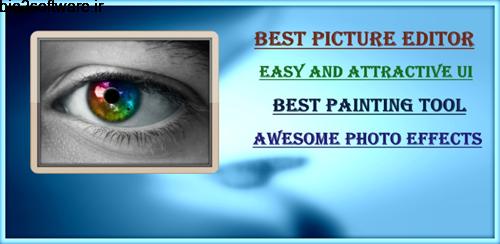 ویرایشگر عکس اندروید Photo Editor for Android v1.8