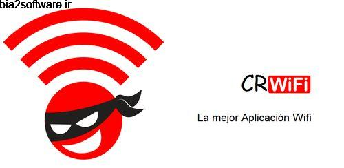 CR WIFI v3.15.0 وای فای اندروید