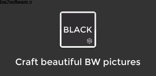 ویرایش عکس های سیاه و سفید اندروید Photo Editor Black and White v1.0.17