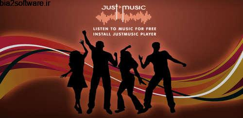 Just Music Player Pro v6.5.1 جت موزیک پلیر اندروید