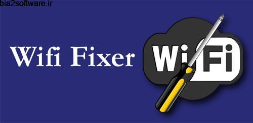 Wifi Fixer v1.0.4b5 تعمیر وای فای اندروید