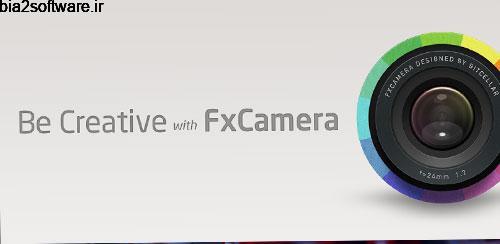 FxCamera Classic v1.0.1 دوربین عکاسی همراه با افکت
