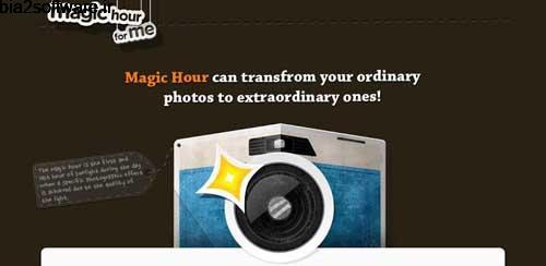 Magic Hour – Photo Editor v1.4.5 ویرایش عکس اندروید