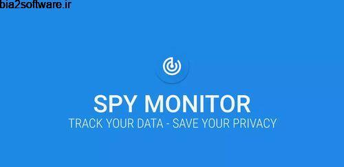 Spy Monitor v1.0.1 ضد جاسوسی اندروید