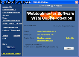 جلوگیری از کپی سی دی WTM Copy Protection 2.51