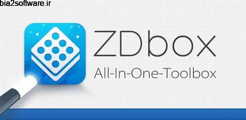 ZDbox ( Root Task Killer ) v4.2.461 بهینه ساز اندروید
