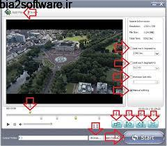 برش فیلم idoo Video Cutter 3.5