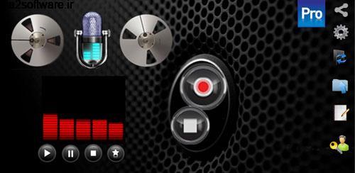 Killer Voice Recorder Pro v1.1.8 ضبط صدا برای اندروید