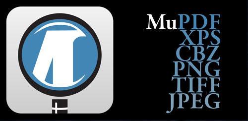 MuPDF 1.7 ویرایش فایل های پی دی اف اندروید