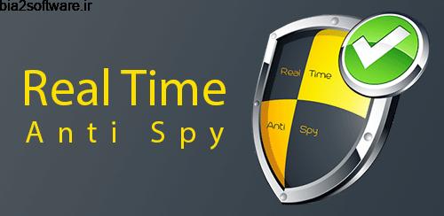 Real-Time AntiSPY v1.0.11.17042014 ضد جاسوسی اندروید