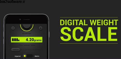 Digital Weight Scale PRO v1.0 ترازوی دیجیتال اندروید