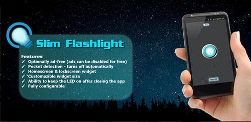 Flashlight ☼ Contribution v3.0.6 چراغ قوه برای اندروید