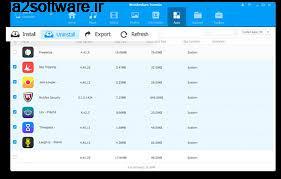 مدیریت گوشی (برای کامپیوتر)  Wondershare TunesGo 9.3 Windows